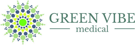 logo footer Green Vibe Medical